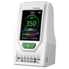 MEDIDOR DE CALIDAD DEL AIRE CO2 -TEMPERATURA-HUMEDAD ST967 (Espera 4 dias)