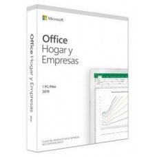 MS OFFICE 2019 HOME & BUSINESS PKC 1LIC