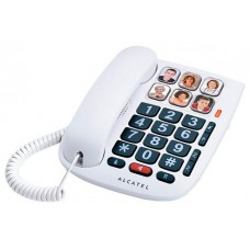 Alcatel TMAX 10 Teléfono analógico Blanco (Espera 4 dias)