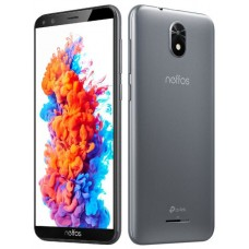 """Neffos C5 Plus 13,6 cm (5.34"""") SIM doble Android 8.1 3G MicroUSB 1 GB 8 GB 2200 mAh Gris (Espera 4 dias)"""