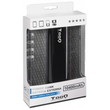 Tooq PowerBank 10400MAH LED 2USB 5V