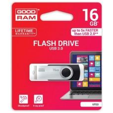 USB 3.0 GOODRAM 16GB UTS3 NEGRO