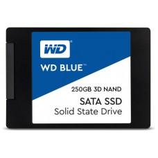 "SSD WD 2.5"" 250GB BLUE 3D SATA3 (Espera 4 dias)"