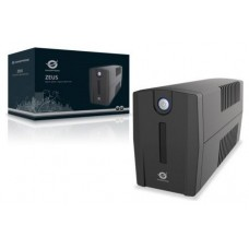 SAI 850VA CONCEPTRONIC 480W UPS 2 SHUKO (Espera 4 dias)